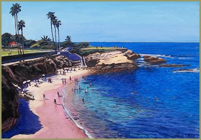 SantSan Diego Paintings